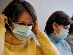 Во Владимирской области вторая волна гриппа и ОРВИ