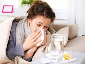 Люди, имеющие детей, дополнительно защищены от простуды