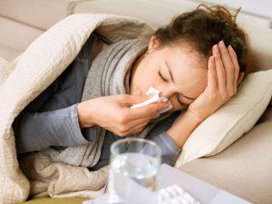 Скворцова: завершение сезона гриппа ожидается во второй половине апреля