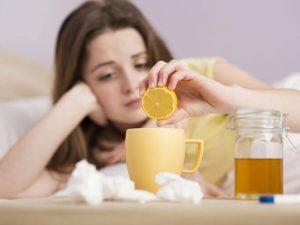 В Югре заболеваемость гриппом и ОРВИ идет на спад