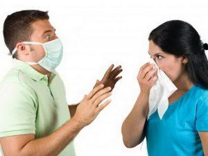Инфекционные болезни определяют по запаху