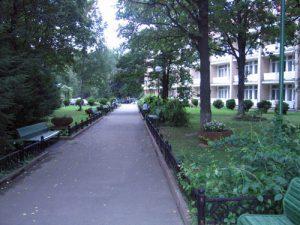 Санаторий в Переделкино