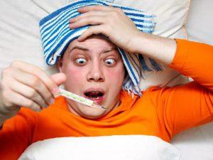 Коварный грипп: лечитесь правильно