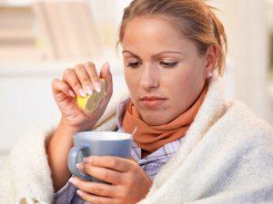 Личная гигиена при простуде