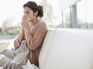 Как лечиться при простуде беременным?