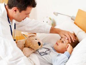 Как уберечь ребенка от простуд и гриппа