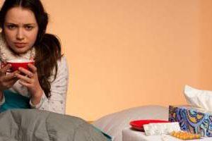 Самые опасные ошибки при лечении простуды