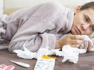 Ученые обнаружили молекулы, убивающие вирус простуды