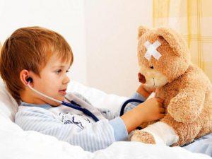 Кашель у ребенка без температуры и соплей: чем лечить