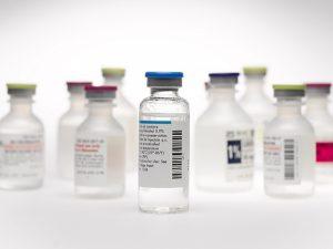 Первая партия вакцины в Клинском районе для иммунизации взрослого населения против гриппа