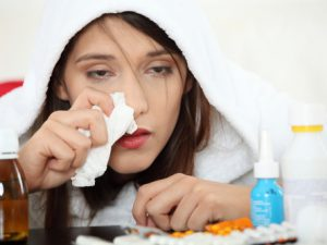 8 самых распространенных болезней сентября.