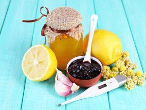 Полезные средства от осенней простуды