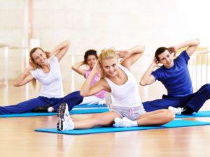 Фитнес защищает от бактериальных инфекций
