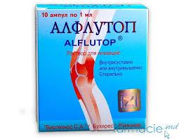 Алфлутоп для суставов