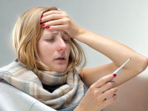 Человек может предсказать простуду