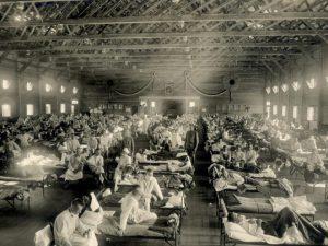 До пандемии свиного гриппа всего один шаг