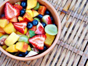 Суточная норма овощей и фруктов для здоровья и долголетия