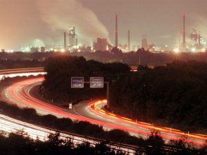 Световое загрязнение способствует распространению опасного вируса