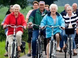 Какой вид спорта помогает замедлить старение