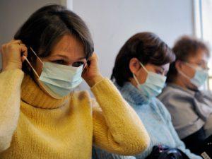 В 29 регионах России превышен эпидпорог по гриппу и ОРВИ