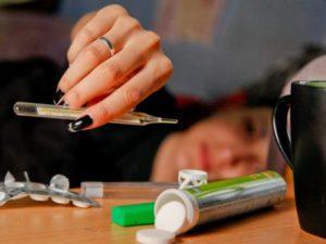 На Алтае отменены противоэпидемические мероприятия по ОРВИ и гриппу