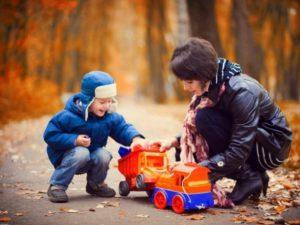 Полезно ли совершать прогулки при бронхите у ребенка
