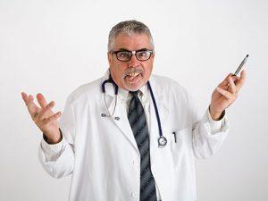 Назначение гомеопатических средств – признак низких стандартов лечения