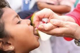 Риск эпидемии полиомиелита все еще реален