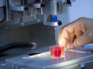 На 3D-принтере удалось распечатать полностью функциональное сердце