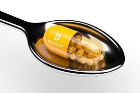 Витамин D для профилактики простуды и гриппа