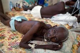 Мозамбик получил «звание» нового мирового центра холеры