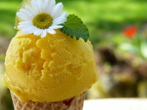 Роскачество развеяло миф о вреде мороженого при простуде