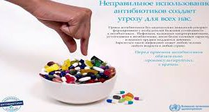 Всемирная неделя правильного использования антибиотиков