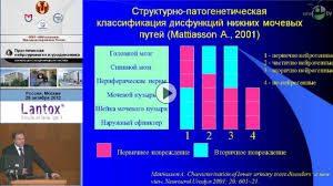 Информационный ресурс для больных нейрогенной дисфункцией нижних мочевыводящих путей