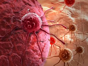 Антивирусный препарат может предотвратить метастаз раковых клеток