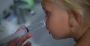 Как приготовить раствор для промывания носа?