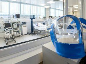Новая инфекционная больница в ТиНАО приняла первых пациентов с коронавирусом