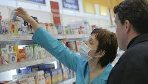 В России отмечен рост продаж противовирусных препаратов
