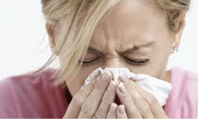 Насморк (ринит) — восполение слизистой оболочки носовой полости