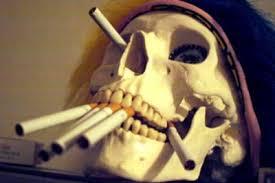Даже «курильщики-любители» могут умереть от инсульта, показал анализ