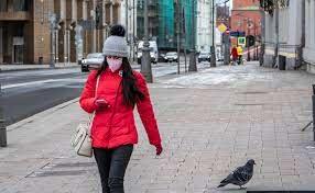 Коронавирус на улице: шансы заражения