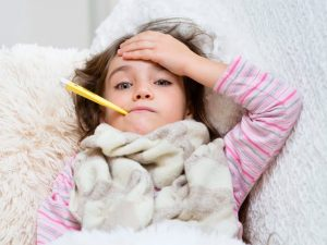 В каких случаях Ваш ребенок гарантированно не заболеет гриппом?