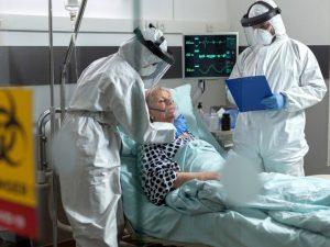Смертность от COVID-19 среди уязвимых пациентов в пять раз выше средней