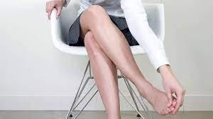 О развитии каких рисков свидетельствует отёк ног?